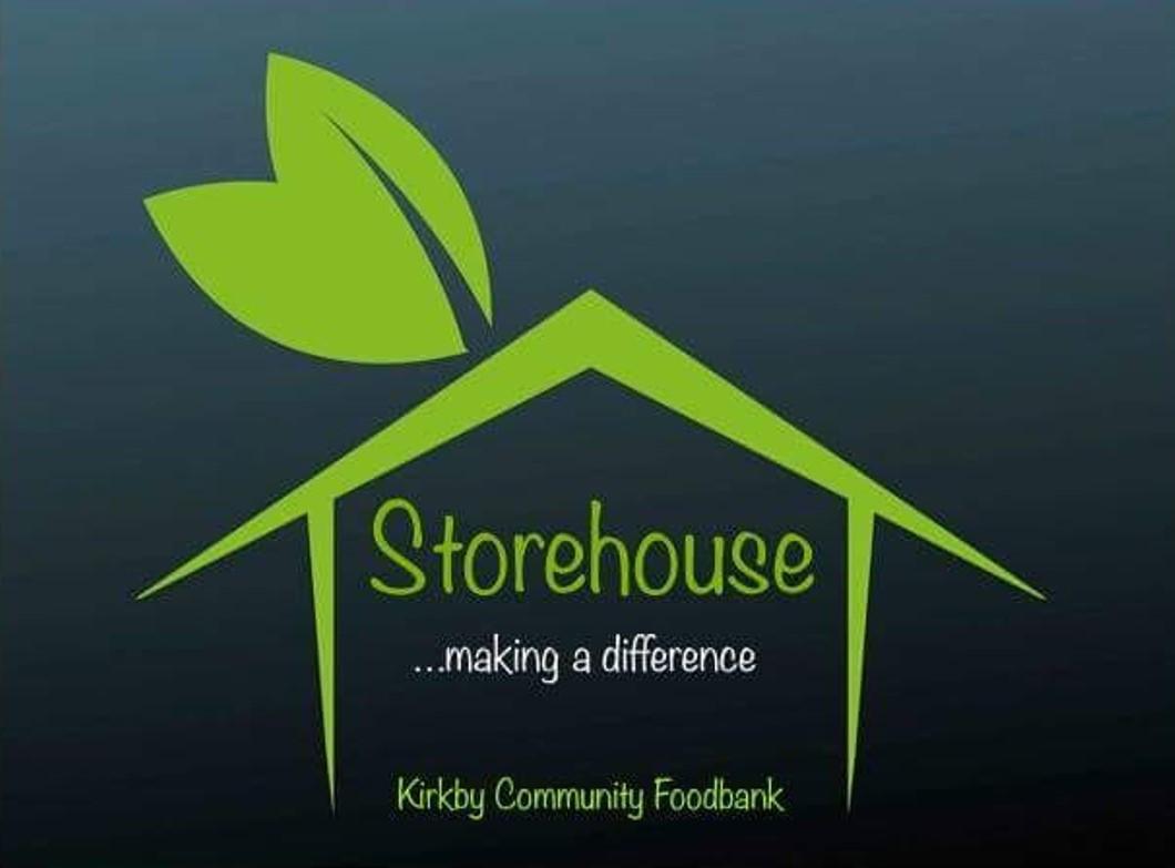 Kirkby Storehouse Foodbank